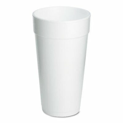 Dart 20J16 Foam Drink Cups, 20oz, 25 Per Pack Case of 500