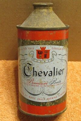 1940s CHEVALIER Premium Beer IRTP CT  White Eagle Brewing Co - Chicago Illinois