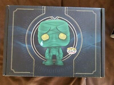 Funko POP LEAGUE OF LEGENDS LTD COLLECTORS BOX with AMUMU POP New