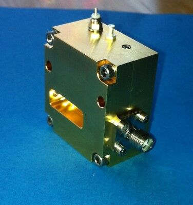 WR-10  75 to 110 GHz Millimeter Wave Waveguide Active Multiplier, W-Band