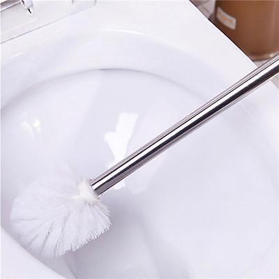 Stainless Steel Bathroom Cleaning Toilet Cleaning Brush Bathroom Replacement 1pc