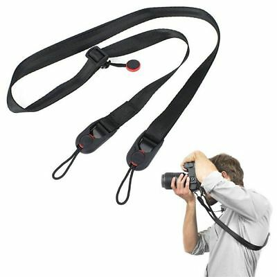 Trendy Quick Release Camera Strap Sling Buckle Shoulder Strap for GoPro DSLR SLR