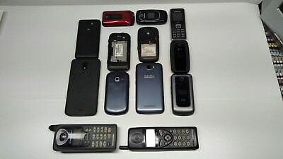 Lot of 13 Alcatel One Touch T-Mobile / Samsung / LG- Other  Mixed Models (As-Is)