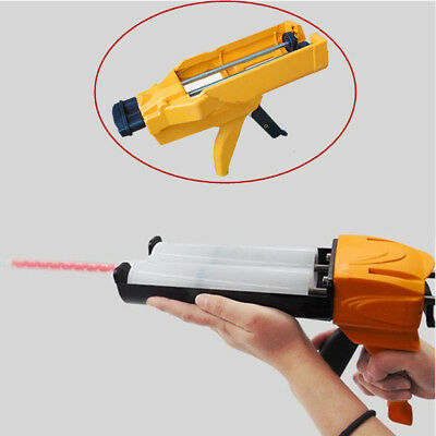 AB Manual two-component glue gun 400ml 2: 1 for Construction rail and so on