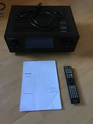Pioneer VSX-921 7.1 AV Surround Receiver in schwarz