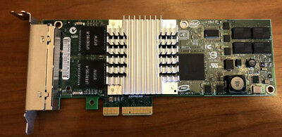 Intel PRO/1000 PT Quad Port Server Adapter, Netzwerkkarte, 4-fach, low profile