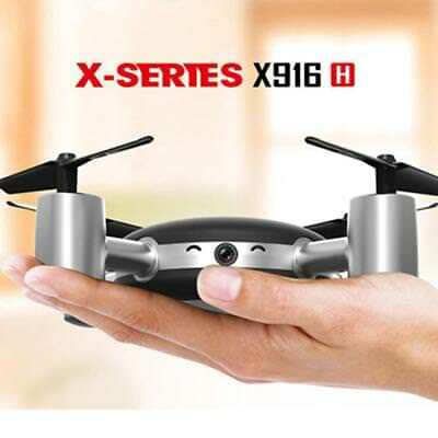 MJX X916H 2.4GHz 6Axis Gyro Remote Control Quadcopter Headless Drone RC toys Hel