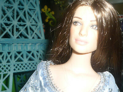 "Tonner doll Anne Hathaway 16"" nude"