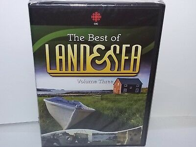 The Best Of Land and Sea: Volume 3 CBC (DVD, Widescreen) NEW