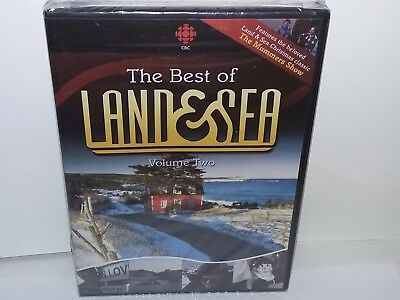 The Best Of Land And Sea: Volume 2 CBC (DVD, Widescreen) NEW