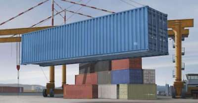 Trumpeter 1/35 40ft Shipping/Storage Container 1030 9580208010304