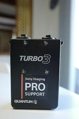Quantum instruments Turbo 3 battery pack works perfect comes with charger