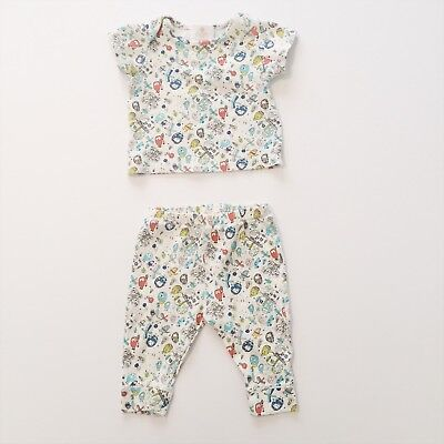 Liberty Of London 6 Month Set Cotton Print Like Stella McCartney Mini Rodini New