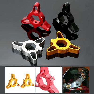 14mm Motorcycle CNC Front Hexagon Fork Preload Adjusters for Yamaha YZF R1 2010