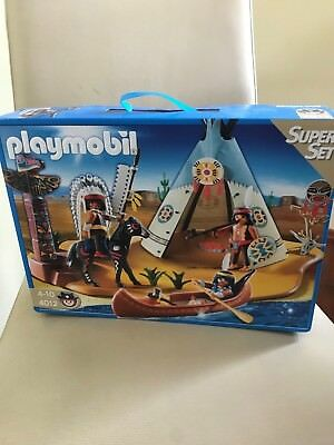 Playmobil 4012 Superset Indianer