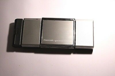RARE Panasonic SJ-MJ50 Personal MiniDisc Player