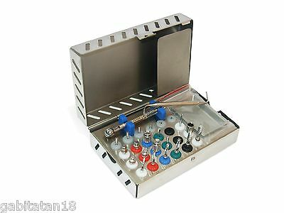 Sterilization Box Dental Surgical Instruments Full Surgical Kit for Implant