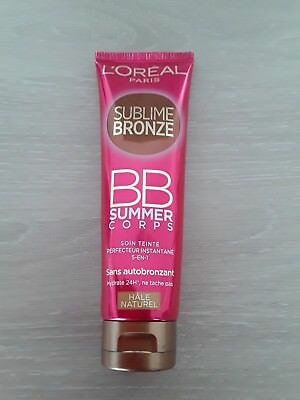 BB Summer corps SUBLIME BRONZE hale naturel