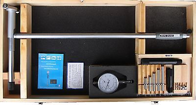 2 Point Indoor 250 - 450mm with Clock, Measuring Depth 320 mm New + Sealed