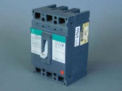 General Electric 3 Pole Circuit Breaker TED134030
