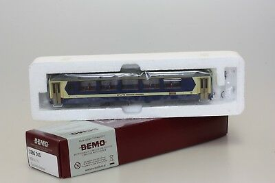 Bemo 3395 300 MOB As 110 Panoramic Express Wagen
