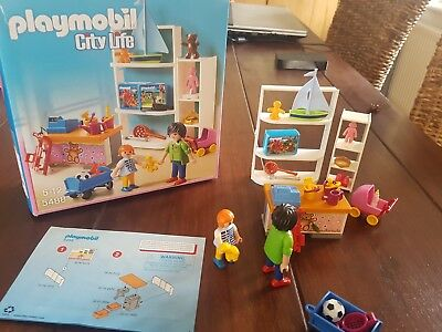 Playmobil 5487City Life Spielzeugshop
