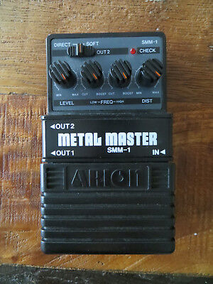 Arion Metal Master SMM-1 - Boss HM 2 clone