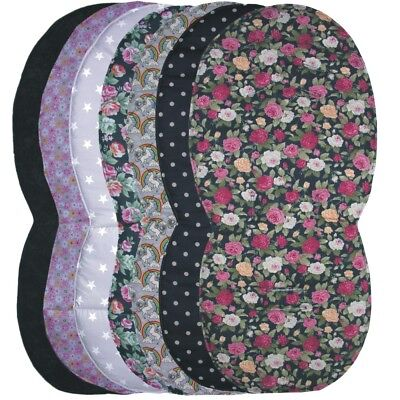 Reversible Seat Liners for Icand Peach Pushchairs - NAVY Designs