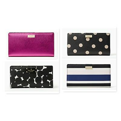 NWT Kate Spade New York  Stacy Wallet Choose Your Colors