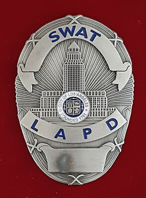 L.A.P.D.  SWAT Police Badge