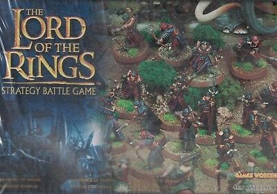 Lord Of The Rings Warhammer 24 Warriors Of Harad  Games Workshop