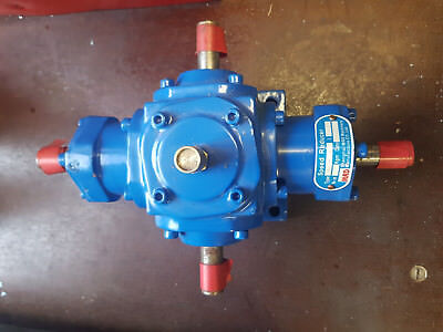 4 way gearbox mrd t2-1-1-LR-B3 speed reducer