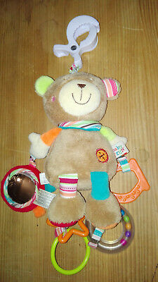 Fehn Activity Teddy Motorikspielzeug
