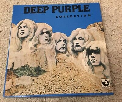 DEEP PURPLE, Collection, 7 LPs