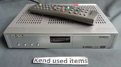 HUMAX IR-FOX C digitale TV ontvanger receiver decoder PVR smartcard ZIGGO CAIWAY
