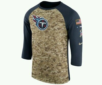 Nike Nfl Salute To Service Titans Shirt Xl