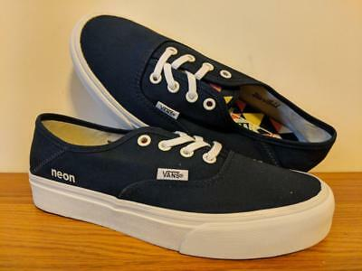 432129b6495b VANS NEW AUTHENTIC SF Neon Vault Classic Lady Shoes Size USA 7 ...