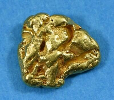 #215 Alaskan-Yukon BC Natural Gold Nugget 2.32 Grams Genuine