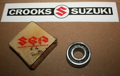 NOS 09267-15001 RM465 Genuine Suzuki L.H. Rear Wheel Bearing, 5202A-1