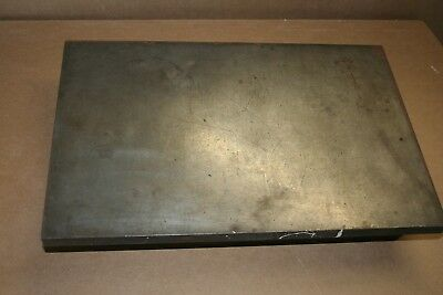 Heavy Duty USA . Cast Iron Steel Surface Plate NICE