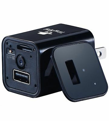 Spy Camera with USB Phone Charger (fast shipping from USA!) Hidden HD Camera