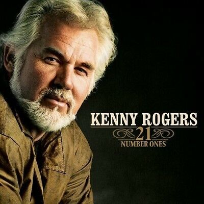Kenny Rogers - 21 Number Ones (CD Used Like New)