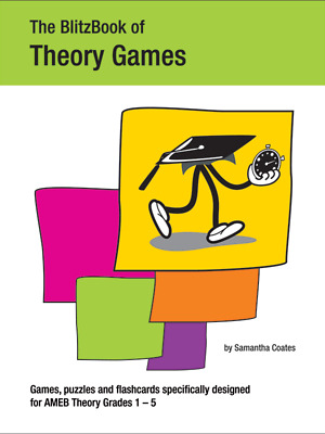 The BlitzBook of Theory Games - Samantha Coates - AMEB BBTG
