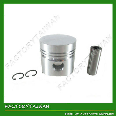Piston Set STD 76mm for Kubota V1502 (100% Taiwan Made)