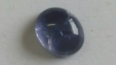 IOLITH CABOCHON, 11,8x9,8mm oval, 3,85ct.
