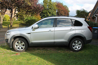 "2012er Chevy Captiva "" NCSO - Edition """