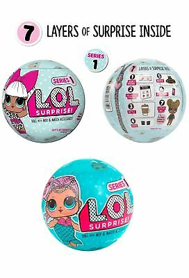 1 pcs of LOL Surprise Lil Outrageous Littles Series 1 Mystery Pack