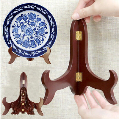 Bracket Base Holder Tablet PC Bowls Painting Picture Phone Wooden High End