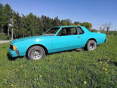 Chevrolet Caprice 1977 Coupe Oldtimer Chevy