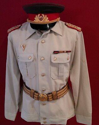 NVA Stasi General Uniform Original DDR